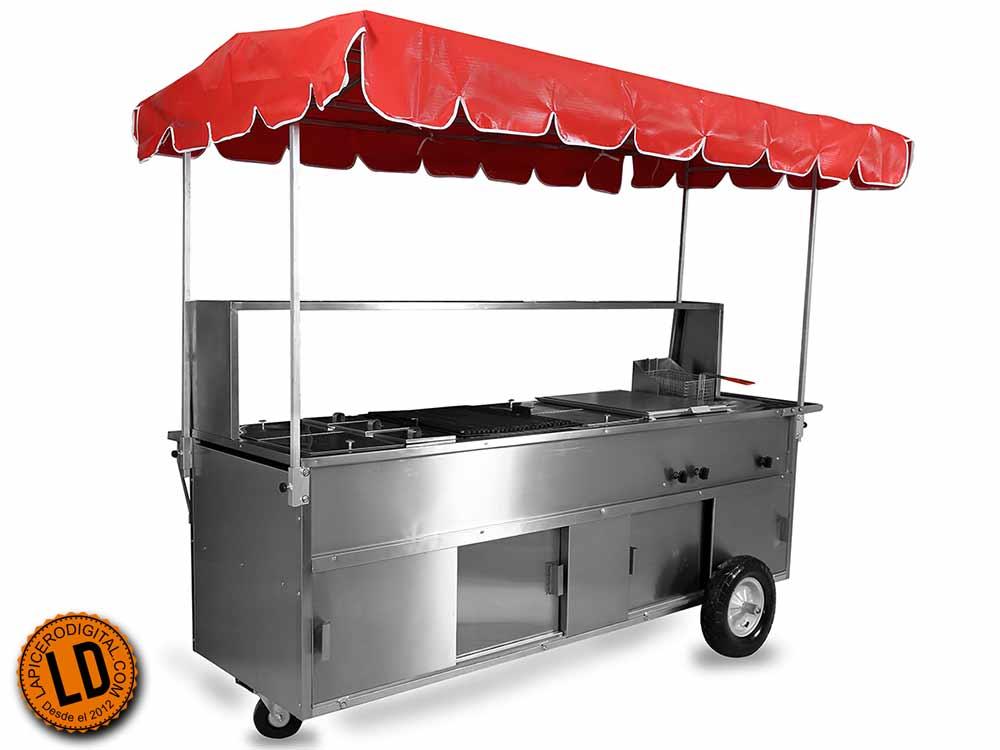 Carritos de hot Dogs desde $5,250  Lapicero Digital
