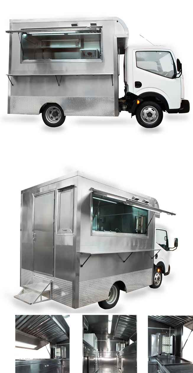 camiones de comida tipo food truck