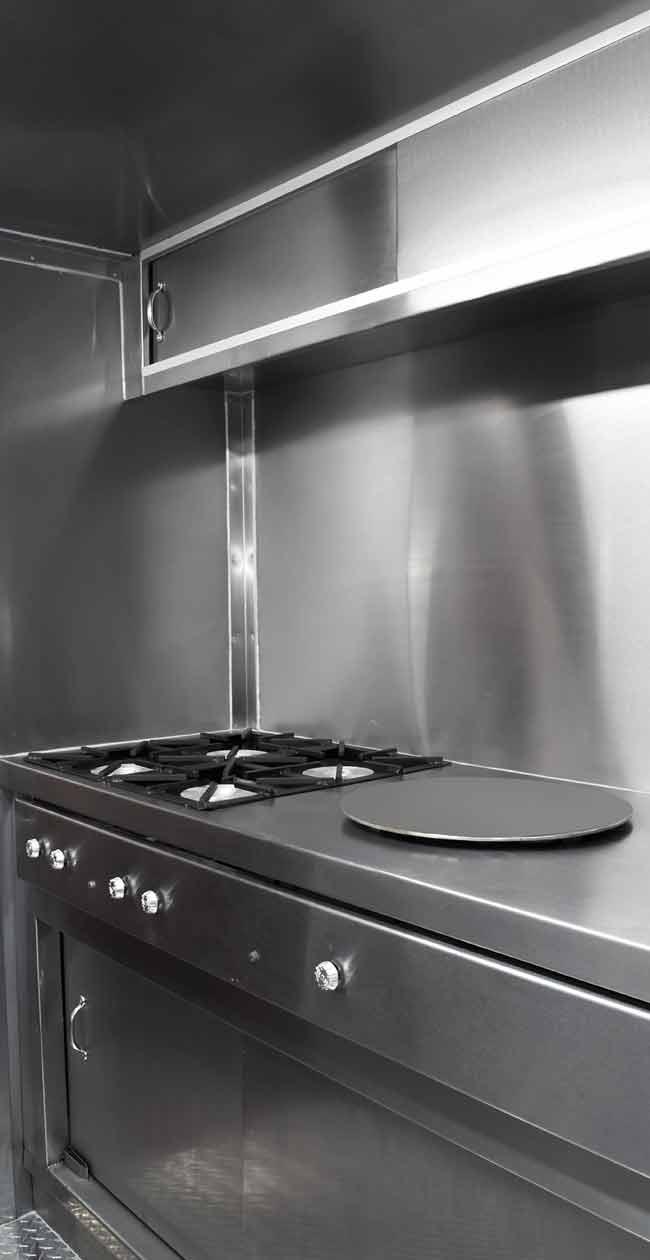 Interiores food truck - Estufas para interior ...