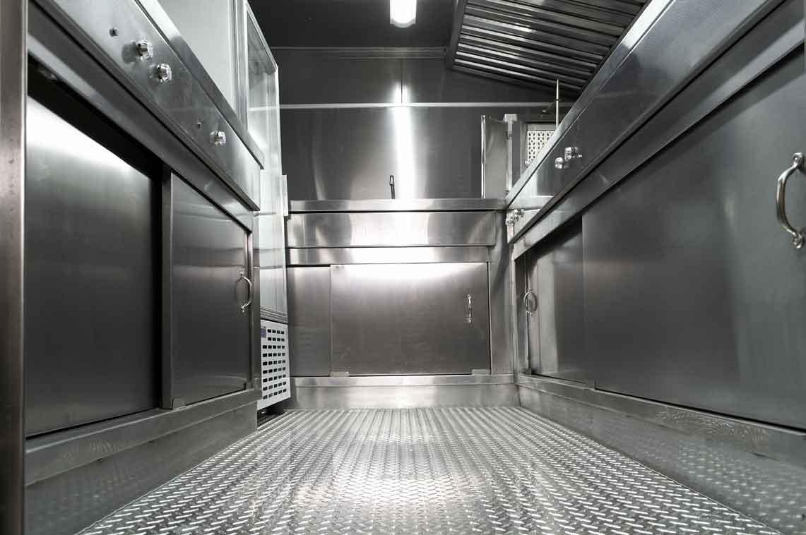 Fabricante de Food Trucks en México| Lapicero Digital