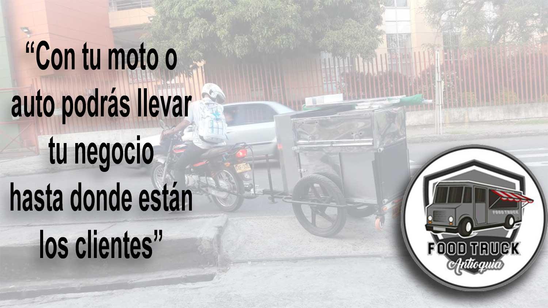 Remolques de comida tipo trailer fabricados en Colombia| Lapicero ...